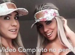 Loiras lesbicas fodem no motel