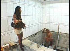 Gostosa no videos eroticos gratis dando o toba para o pedreiro