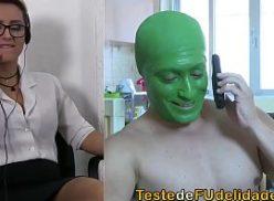Mascara em sexo tube por telefone