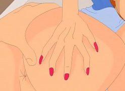 Bela ruiva de ben 10 hentai tomando cacete