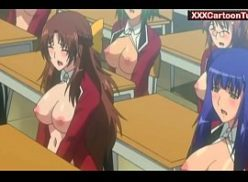 Mulheres peituda bem boas no anime hentai